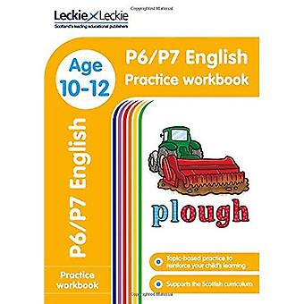 P6/P7 English Practice Workbook - Leckie Primary Success (Paperback)