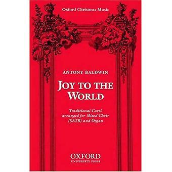 Joy til world: vokal score