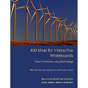400 ideeën voor interactieve Whiteboards