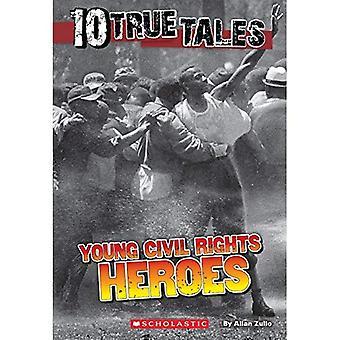 10 true Tales: diritti civili giovani eroi