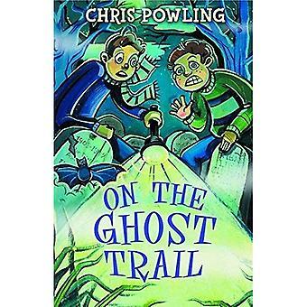 På Ghost Trail (White Wolves: eventyr historier)