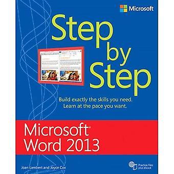 Microsoft Word 2013 Step By Step (Step By Step (Microsoft))