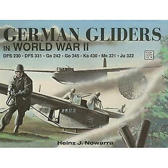 Tyske svævefly i WWII (Schiffer militærhistorie)