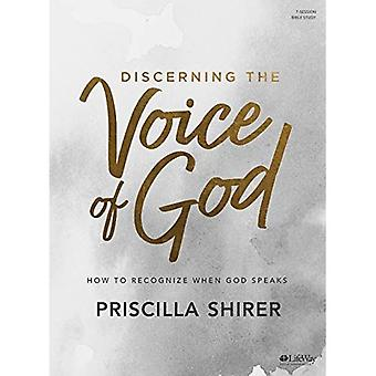 Discerning the Voice of God - Bible Study Book - Revised