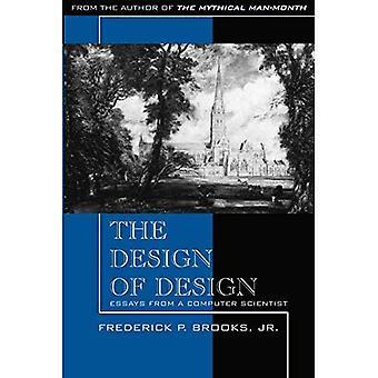 El diseño de diseño: ensayos de un informático