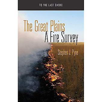 Le grandi pianure: Un sondaggio di fuoco (per il fumo ultimo)