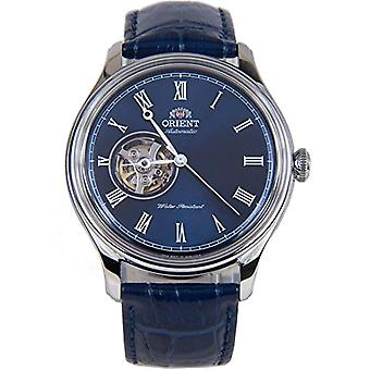 Orient Automatic Analog Man with a leather strap FAG00004D0