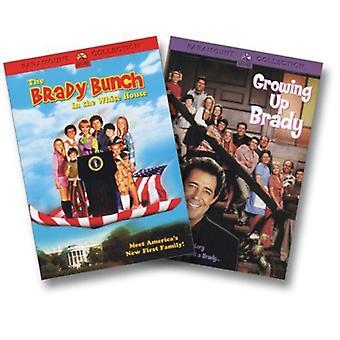 Wachsen, Brady/Brady Bunch im Weißen Haus [DVD] USA importieren