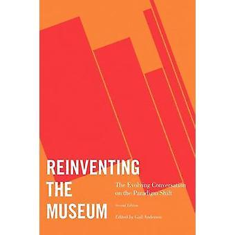 博物館・ アンダーソン ・ ゲイルによってパラダイム シフトに進化する会話の再発明