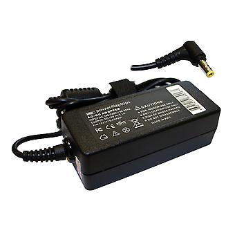 Toshiba Mini NB255-N240 Compatible Laptop Power AC Adapter Charger