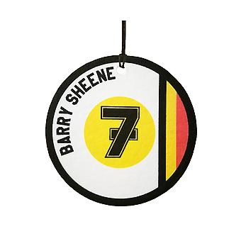 Barry Sheene 7 bil Air Freshener