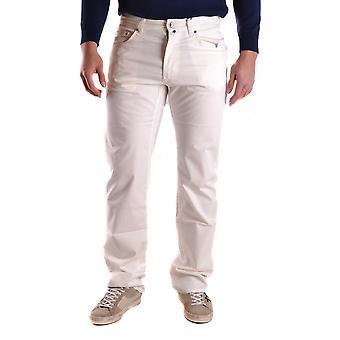 Gant Ezbc144031 Män's Vita Jeans