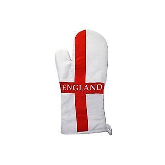 Union Jack Wear England St George Flag Oven Glove