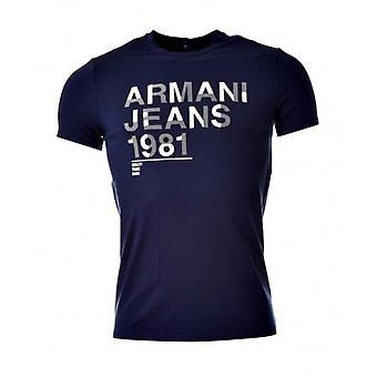 Armani Jeans 6X6T12 6J0AZ 1546 T-Shirt