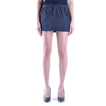Cycle Ezbc176006 Women's Blue Cotton Skirt