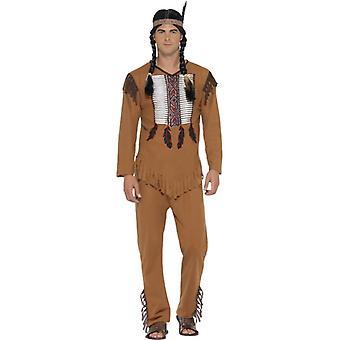 Nativ american inspirat Warrior costum
