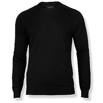 Nimbus Mens Richmond Merino Blend Fashionable Knitted Jumper