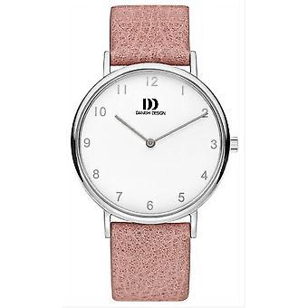 Dansk design Urban Sydney Watch-pink/sølv