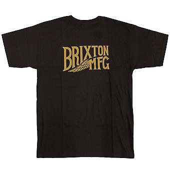 Viga de Brixton camiseta negro