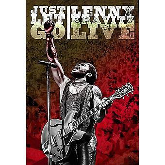 Lenny Kravitz - Just Let Go Bd [Blu-ray] USA import