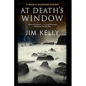 At Death's Window - A Shaw and Valentine Police Procedural (Large type