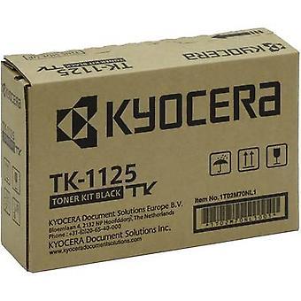 كيوسيرا الحبر خرطوشة TK-1125 1T02M70NL0 الأصلي الأسود 2100 الجانبين