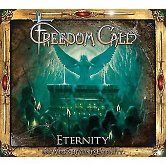 Freedom Call - Eternity-666 Weeks Beyond Eternity [CD] USA import