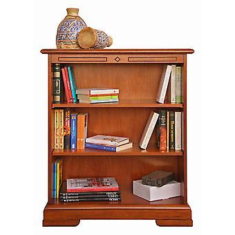 Bücherschrank Niedrig verstellbare Holzregale