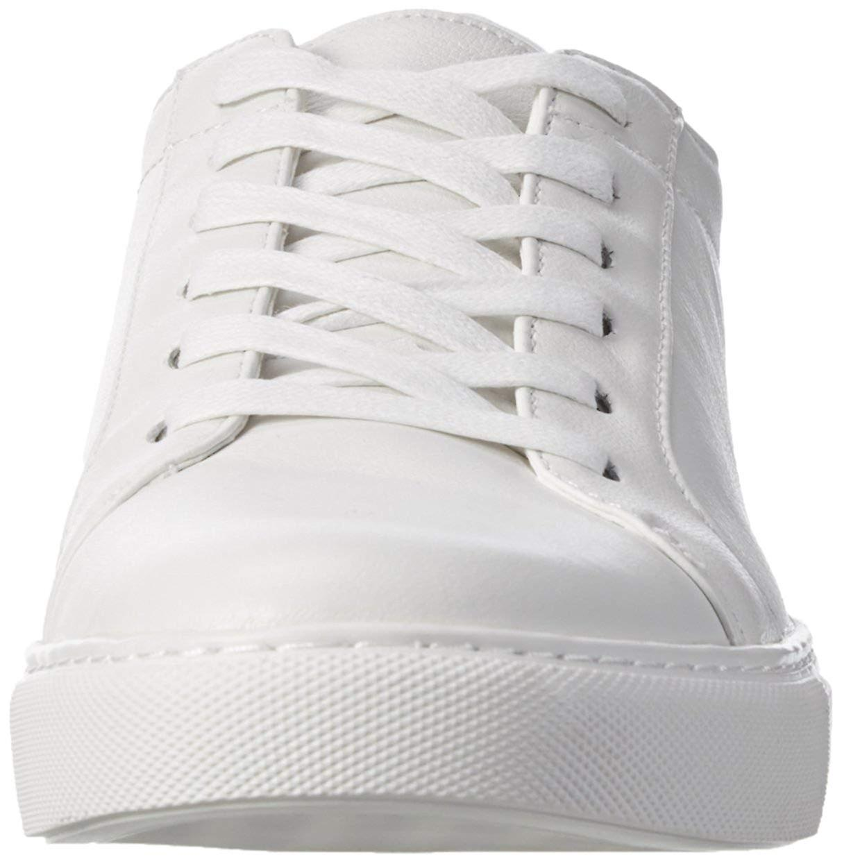Kenneth Cole New York Womens kam Suede Low haut Lace Up mode Sneakers bmeWOb