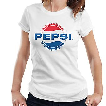 Pepsi Cola 1962 Bottlecap Logo Damen T-Shirt