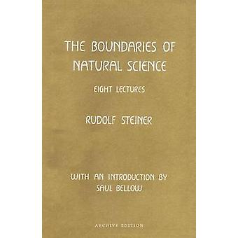 The Boundaries of Natural Science by Rudolf Steiner - F. Amrine - K.