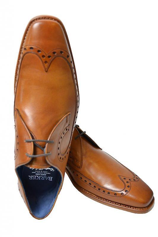 Barker Woody Shoe Tan