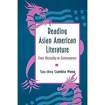 Czytanie literatury Asian American - z konieczności do ekstrawagancji przez