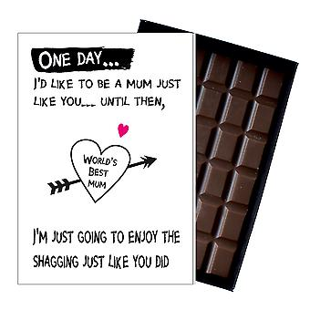 Mother's Day Funny Gifts For Mum Boxed Chocolate Present for Mommy Mummy Mom OD118