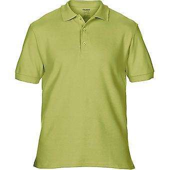 Gildan-Premium bomuld dobbelt Piqué Herre sport skjorte