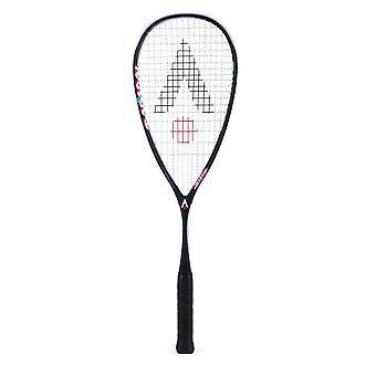 Karakal rå 130 squash racket 130 gram titanium grafit ramme Midplus hoved