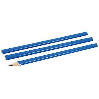 Silverline Carpenter pencils, 3 pcs (DIY , Others)