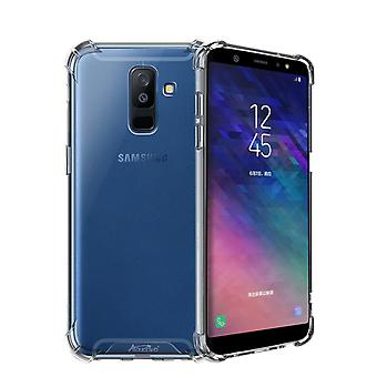 Samsung A6 Plus 2018 Case Shock Proof Transparent - AntiShock