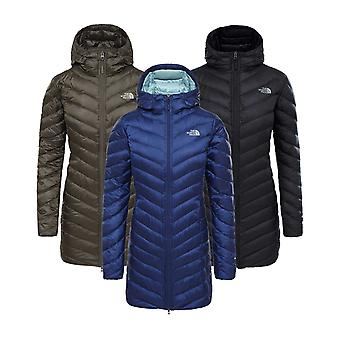 De North Face dames Trevail Parka