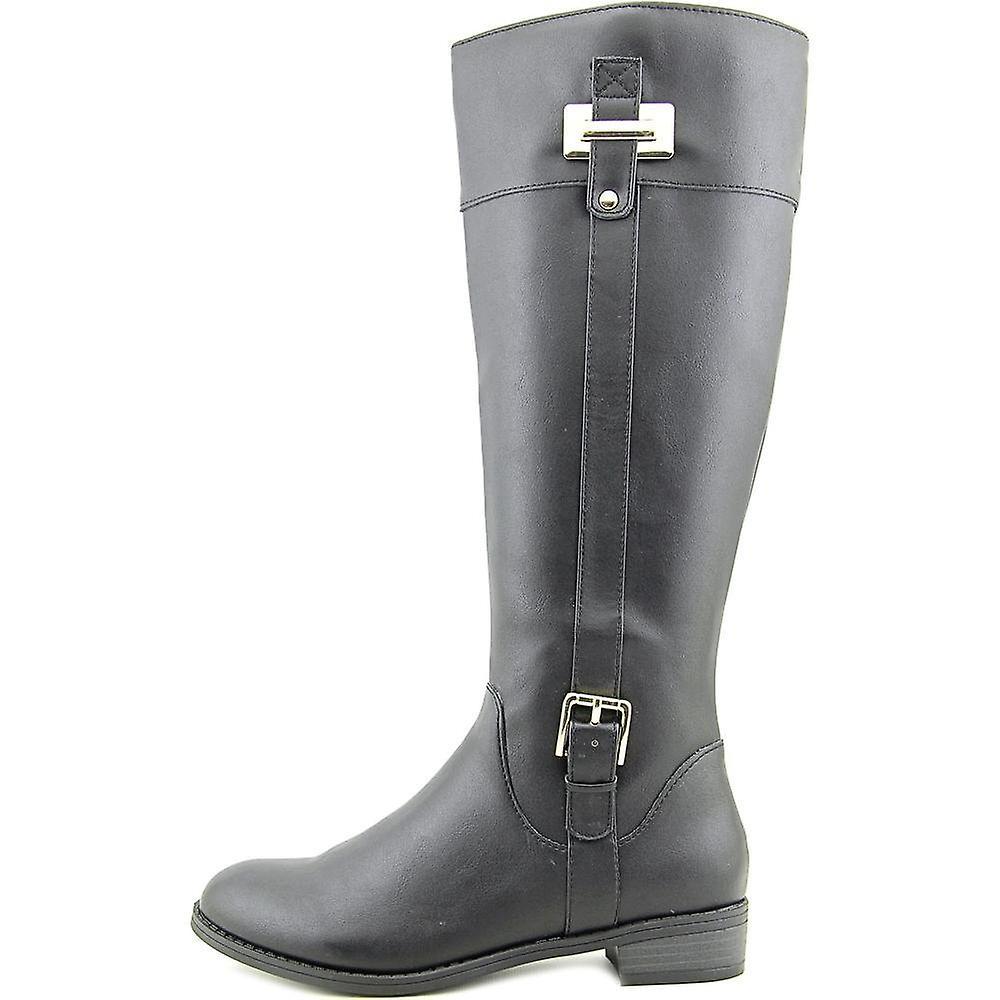 Karen Scott Womens Deliee Closed Toe Knee High Fashion Boots