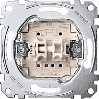 Merten Shutter switch Insert MEG3715-0000