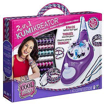 Cool Maker 2-in-1 KumiKreator