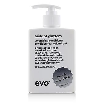 Evo novia de Gluttony Volumising Acondicionador - 300ml/10.1oz