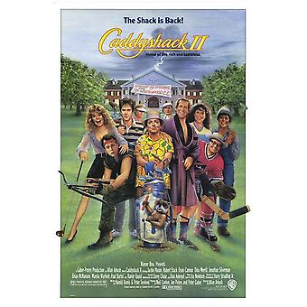 Cpappshack II (enkelsidig Regular) (1988) original Cinema affisch