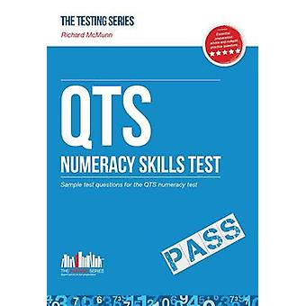 QTS Numeracy Test Questions - The Ultimate Guide to Passing the QTS Nu