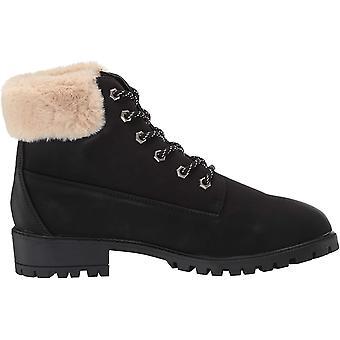 Madden Girl Women-apos;s FRANNKIE Ankle Boot, Black Paris, 8 M US
