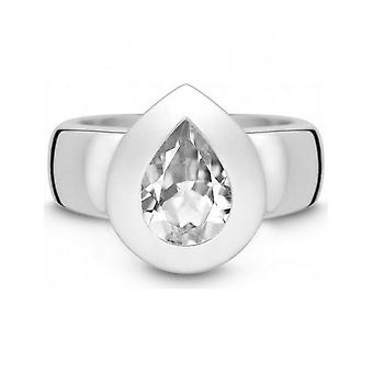 QUINN - Ring - Damen - Silber 925 - Weite 56 - 021004620