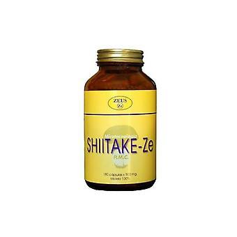 Zeus Shitake-ze 400mg 180 Capsules