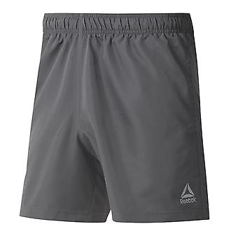Reebok Beachwear Basic Mens Swimming Summer Pool Short Grey