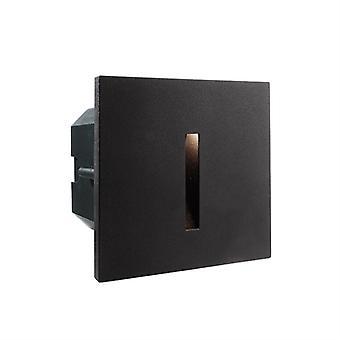Cover svart linjär för ljus bas II COB Outdoor